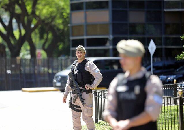 Arjantin polisi