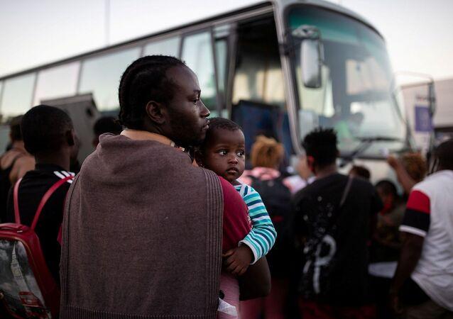 Sığınmacı – Midilli, kamp – mülteci - Yunanistan
