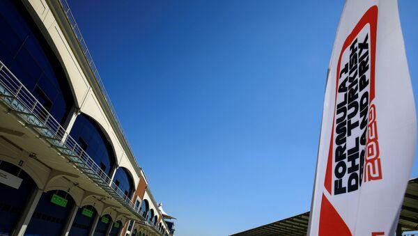 İstanbul- Formula 1 - Sputnik Türkiye
