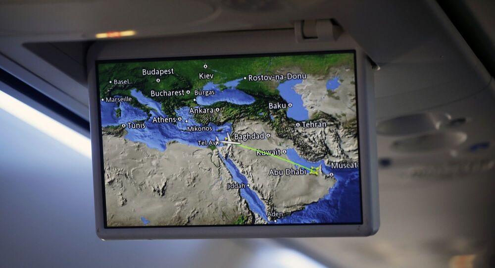 İsrail – BAE arasındaki uçuşlar