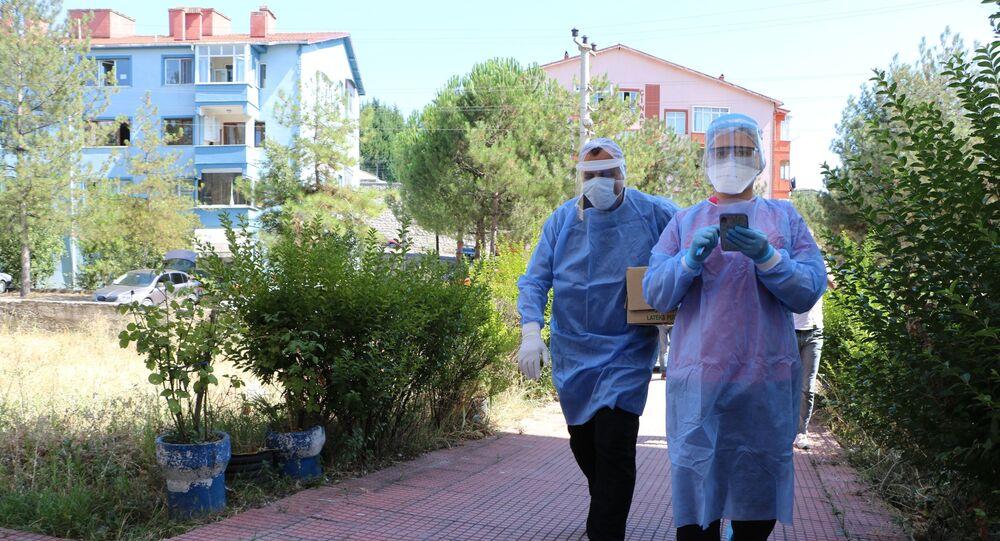 filyasyon - koronavirüs Türkiye