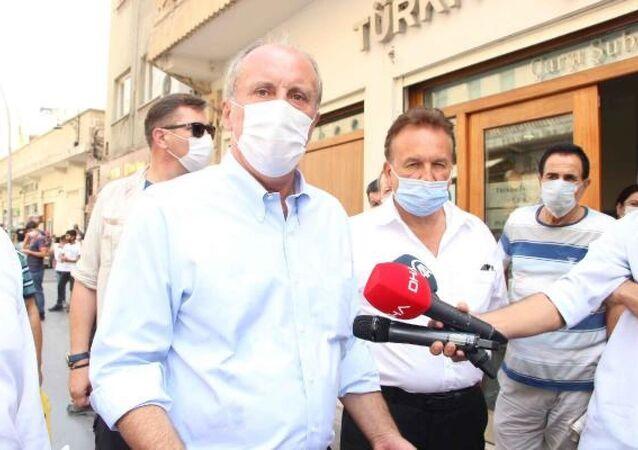 Muharrem İnce, Demirtaş ve Akşener arasındaki 'kahvaltı' diyaloğunu yorumladı: Bütün herkese kapımız açıktır