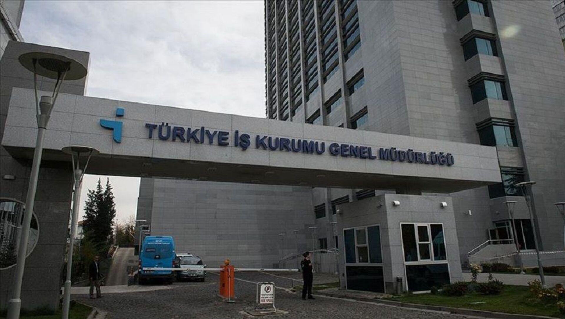 İŞKUR - Sputnik Türkiye, 1920, 28.07.2021
