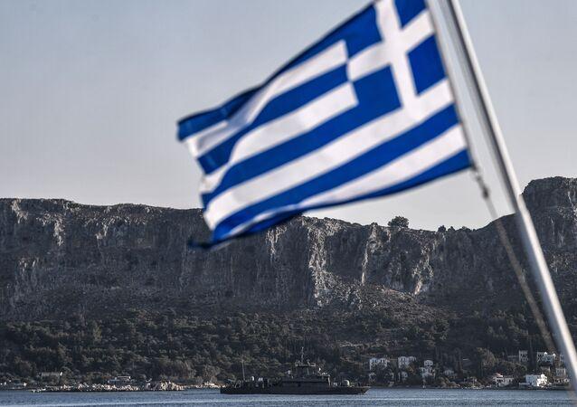 Yunanistan - Yunanistan bayrağı - Yunanistan bayrak