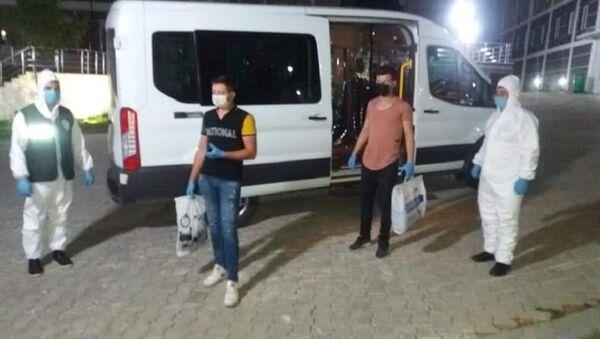 Kütahya'da karantina kuralını ihlal eden 3 kişi yurda yerleştirildi - Sputnik Türkiye