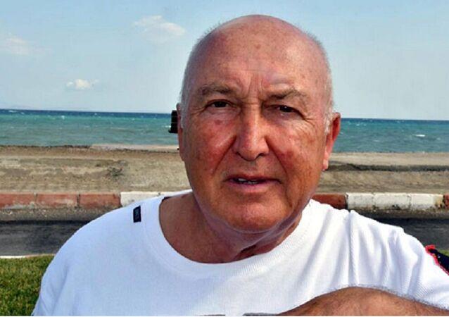 Yüksek Jeofizik Mühendisi Prof. Dr. Övgün Ahmet Ercan