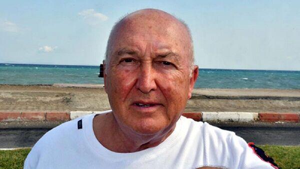 Yüksek Jeofizik Mühendisi Prof. Dr. Övgün Ahmet Ercan - Sputnik Türkiye