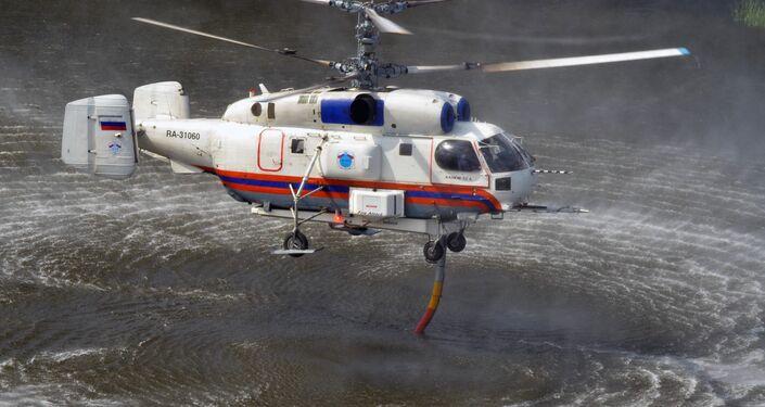 Ka-32A helikopteri
