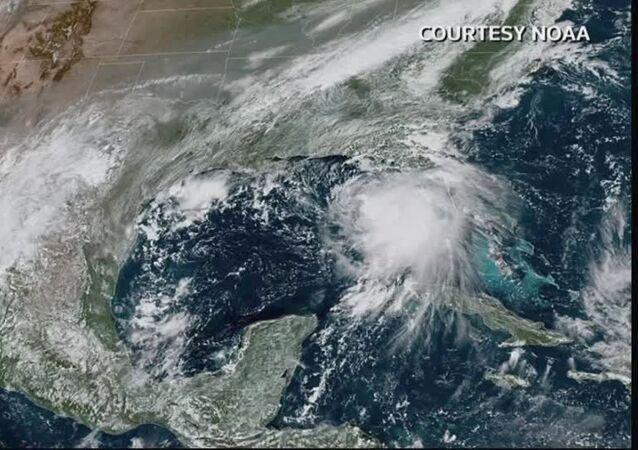 Sally Kasırgası