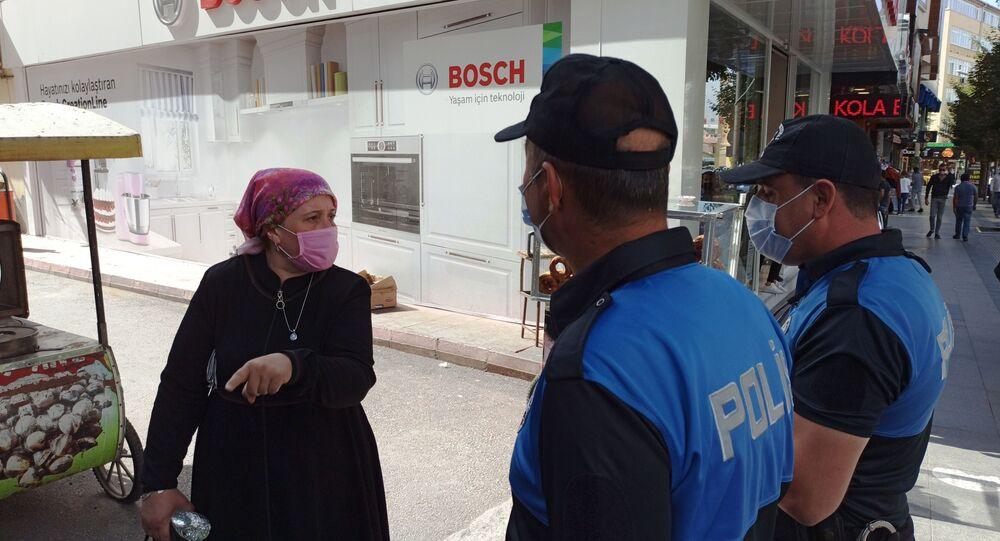 İkinci kez maskesiz polise yakalandı: Özellikle çıkıyor karşıma havalı şeyler, gafil avlandım