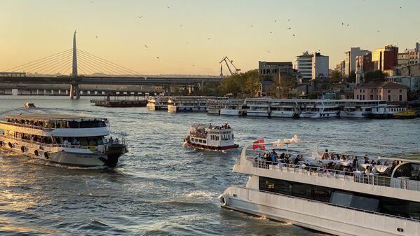 Rus turistin objektifinden İstanbul'da Eylül - Sputnik Türkiye