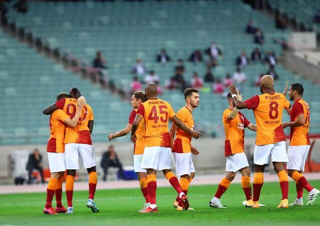 UEFA Avrupa Ligi'nde Neftçi'yi 3-1'lik skorla eleyen Galatasaray, 3. eleme turunda Hajduk Split ile karşılaşacak