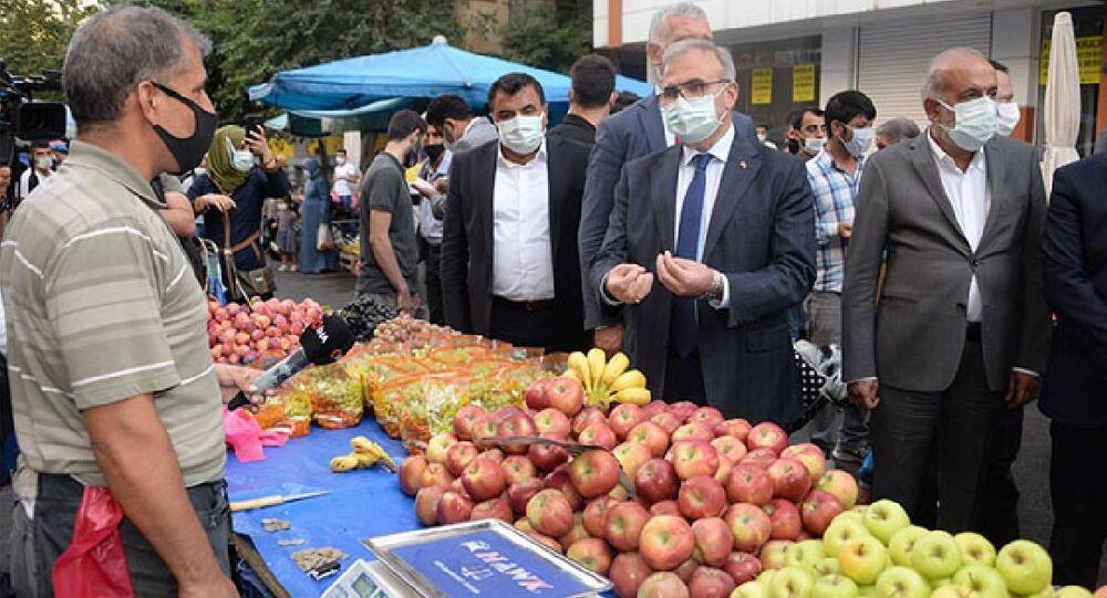 Diyarbakır Valisi Karaloğlu