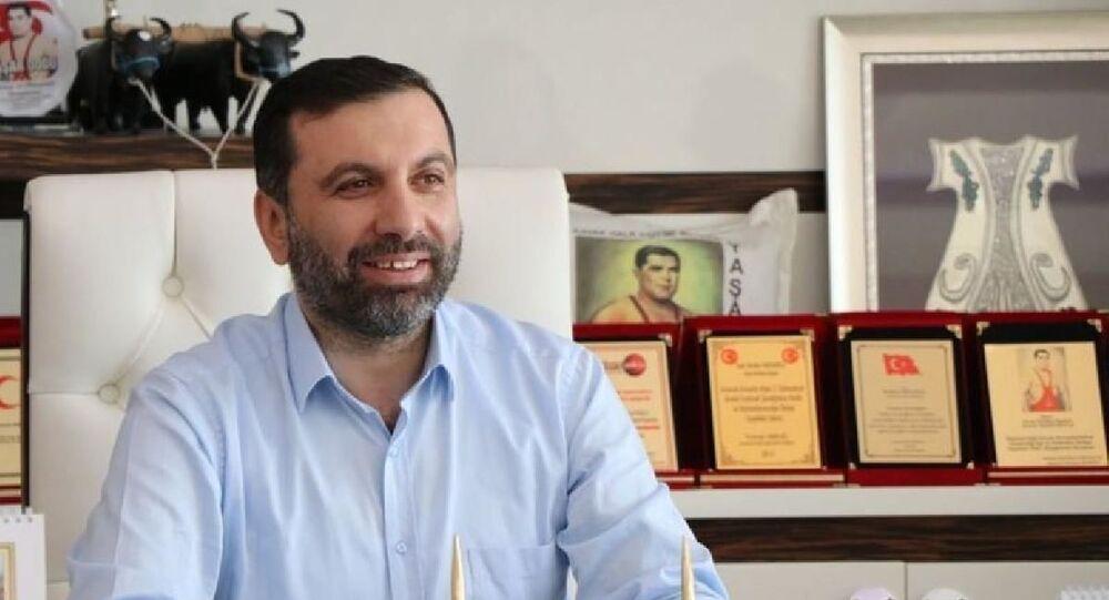 Kavak Belediye Başkanı Sarıcaoğlu
