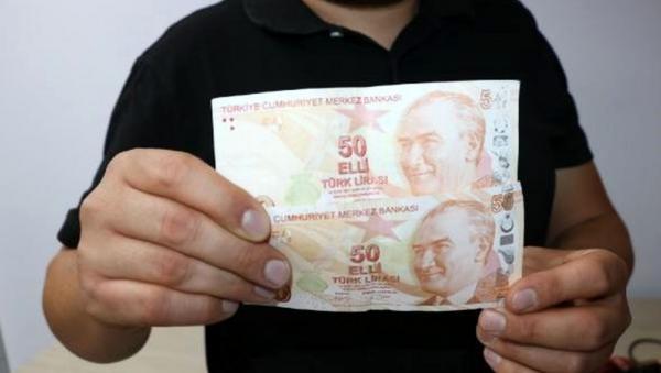 Hatalı basılan banknota 50 bin TL istiyor - Sputnik Türkiye