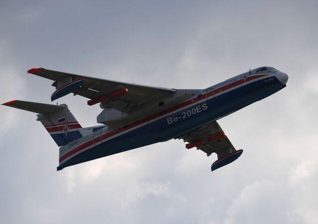 Rusya, Be-200 amfibik uçakları