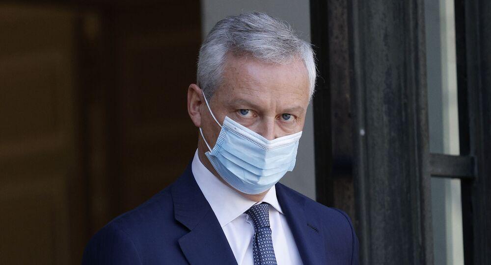 Fransa Maliye Bakanı Bruno Le Maire, koronavirüs testinin pozitif çıktığını duyurdu.