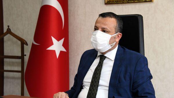 Gümüşhane Valisi Kamuran Taşbilek - Sputnik Türkiye