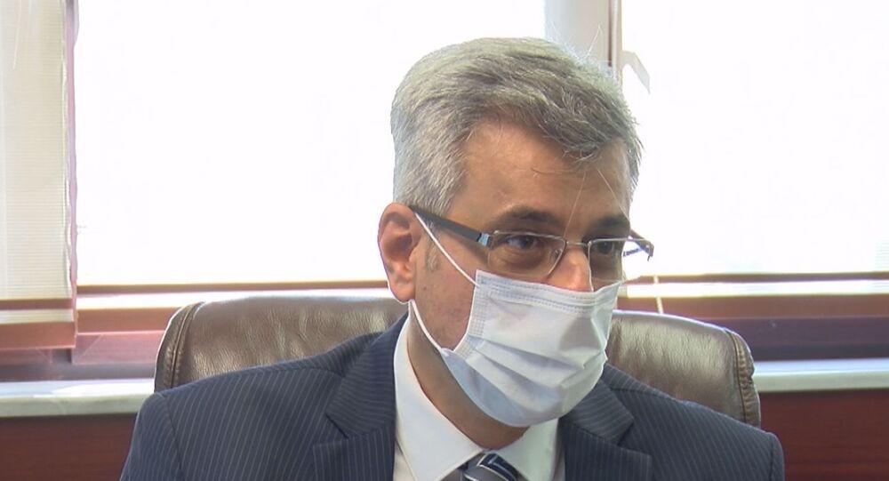 İstanbul İl Sağlık Müdürü Prof. Dr. Kemal Memişoğlu