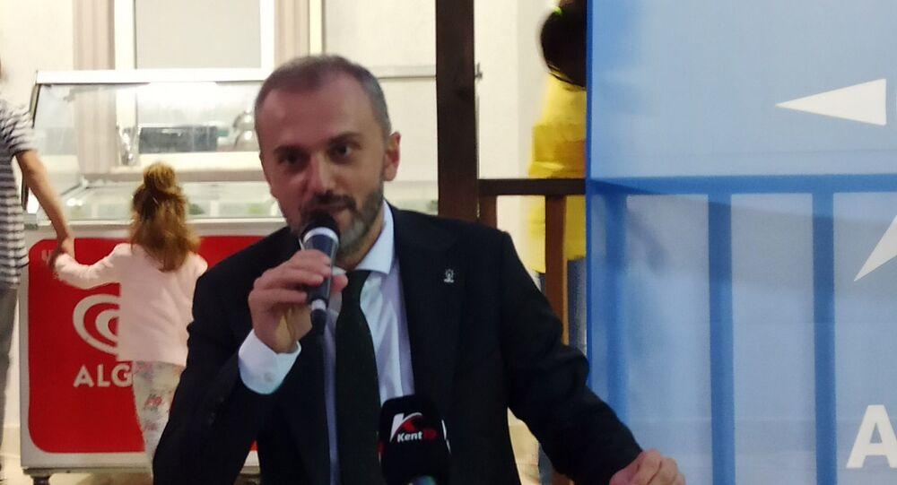 AK Parti Genel Başkan Yardımcısı Erkan Kandemir