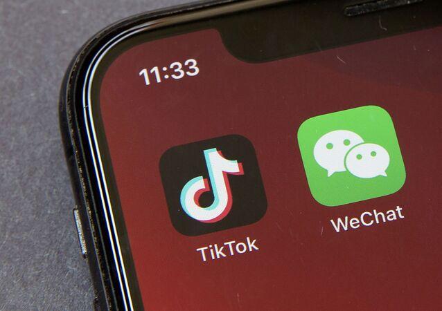 TikTok- WeChat