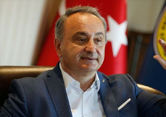 Türk Eğitim Derneği Genel Başkanı Selçuk Pehlivanoğlu