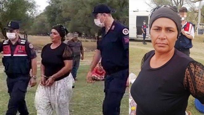 Hakkında 20 yıl kesinleşmiş hapis cezası bulunan 'Zeliş' takma isimli kadın tutuklandı.