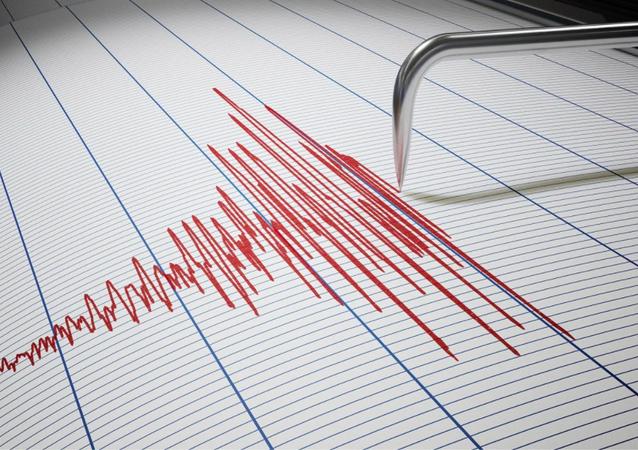 Deprem - sismograf