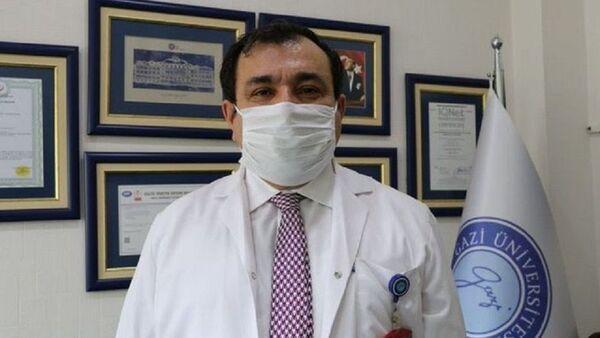 Prof. Dr. Ahmet Demircan - Sputnik Türkiye
