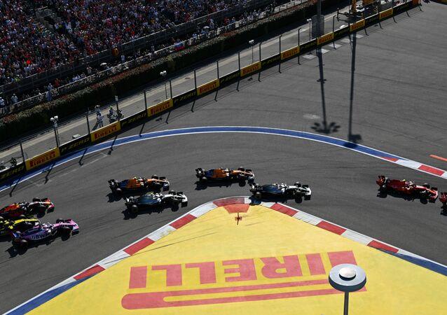 Rusya, Formula 1 Soçi Grand Prix
