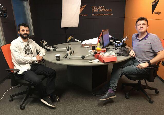 BirGün Dijital Yayınlar Müdürü Hakan Demir-Serhat Sarısözen
