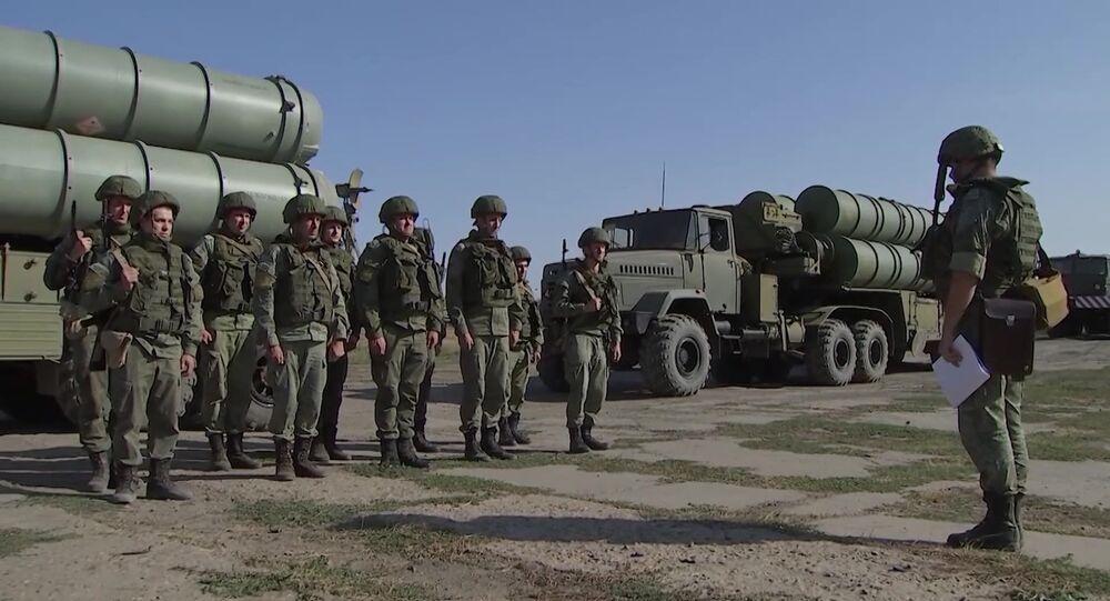 Rusya'da 80 bin askerin katıldığı 'Kafkas-2020'