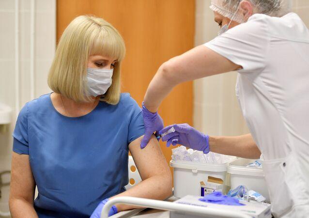 Sputnik V- Koronavirüs aşısı