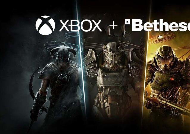 Microsoft, XBOX, Bethesda oyun stüdyosu