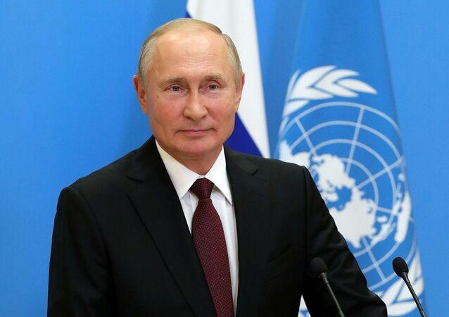 Vladimir Putin, BM Genel Kurulu