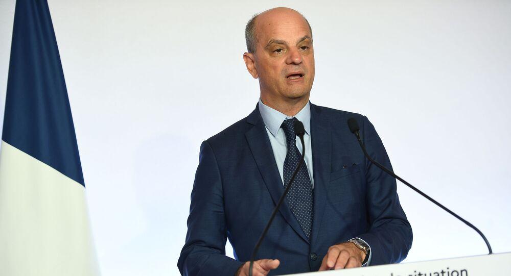 Jean-Michel Blanquer (Fransa Eğitim, Gençlik ve Spor Bakanı)