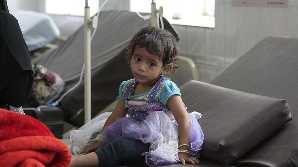 Yemen'de çocuklar - Sputnik Türkiye