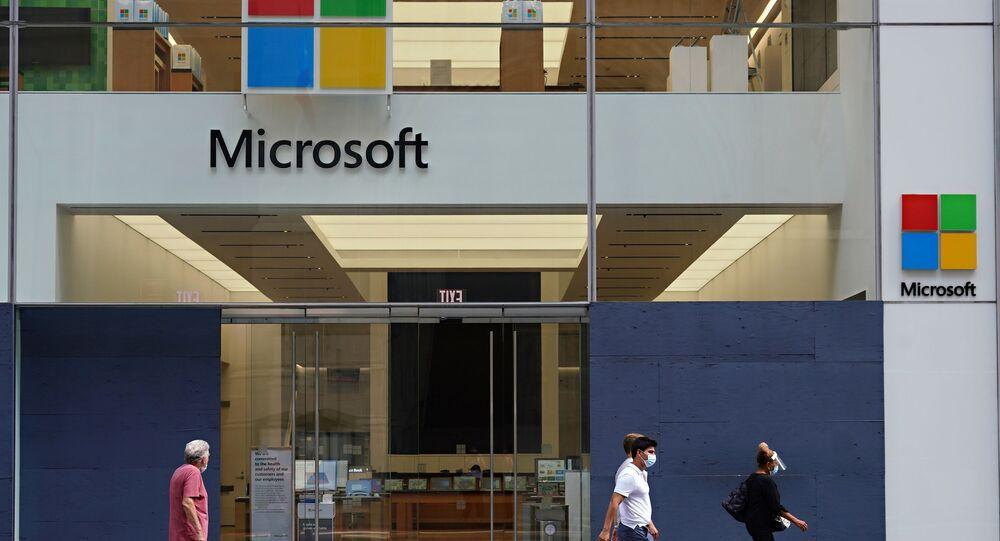 Microsoft New York
