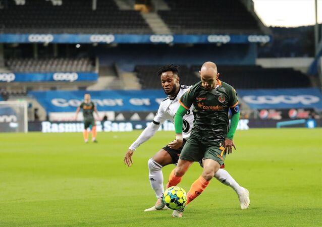 Süper Lig ekiplerinden Aytemiz Alanyaspor, UEFA Avrupa Ligi 3. eleme turunda Norveç temsilcisi Rosenborg ile Lerkendal Stadı'nda karşılaştı.