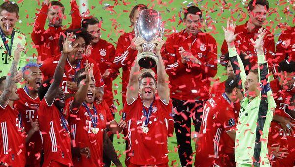 UEFA Süper Kupa, Bayern Münih - Sputnik Türkiye