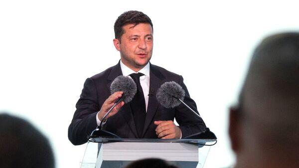 Vladimir Zelenskiy - Sputnik Türkiye