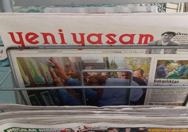Yeni Yaşam gazetesi