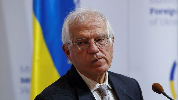 Josep Borrell, Ukrayna - Sputnik Türkiye