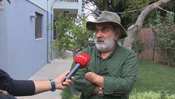 Hüseyin Meriç - Sputnik Türkiye