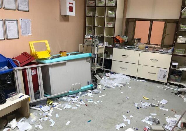 saldırı, sağlık çalışanı, darp