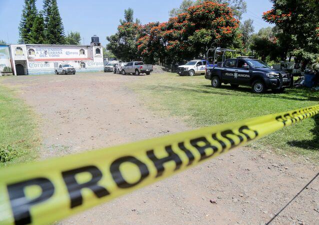 Meksika, şiddet, kavga