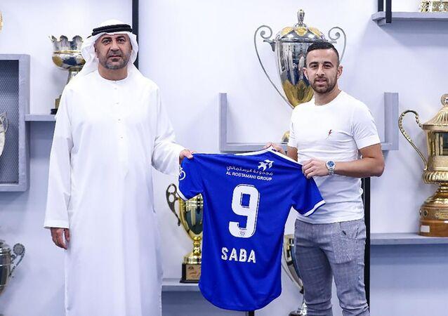 BAE'ye bağlı Dubai'nin futbol kulübü el Nasr, İsrailli ofansif orta saha oyuncusuDiaa Sabia'nın (Diaa Mohamed Saba) transferini duyurdu.