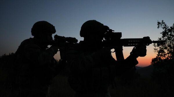 TSK, hudut birlikleri-sınır birlikleri - Sputnik Türkiye