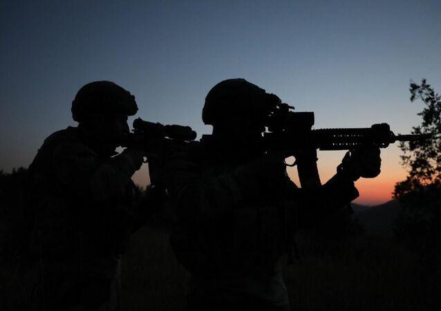 TSK, hudut birlikleri