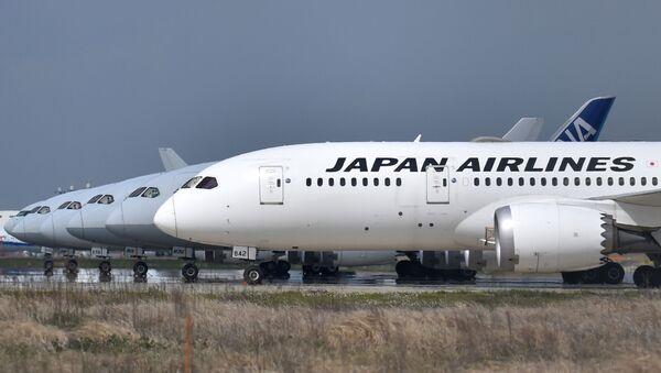 Japonya HavaYolları(JAL) - Sputnik Türkiye